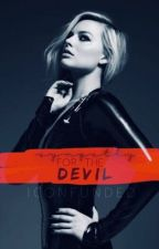 sympathy for the devil   natasha romanoff by iConfunded