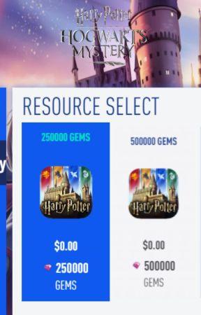 Harry potter hogwarts mystery hack