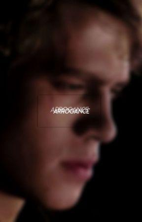 Arrogance by Star_Wars_Fangirl_