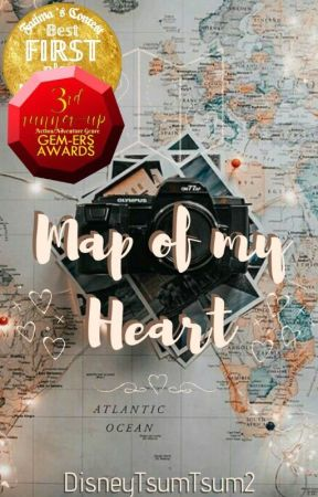 Map of my Heart by DisneyTsumTsum2