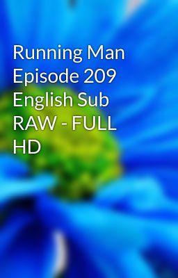 Running man 333 eng sub full episode / Wong fu everything