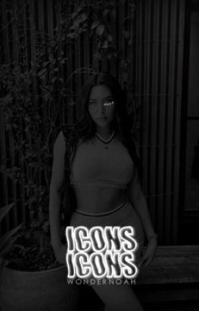 ICONS ❀༄ by wondernoah