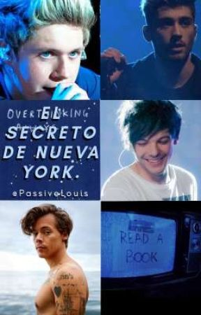 El Secreto de Nueva York. (l.s) by PassiveLouis