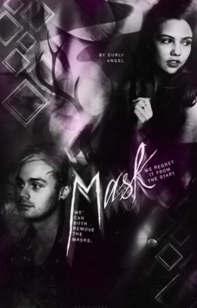 Mask • Michael Clifford by CurlyAngelx