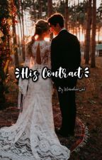 The Marriage Contract by writeratheart_soul