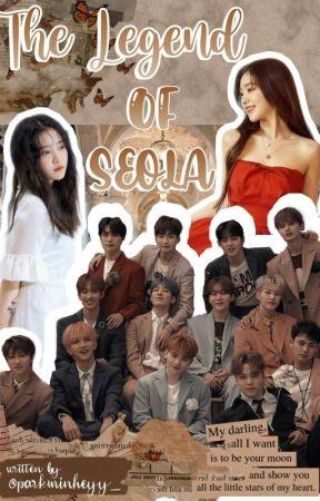 the legend of seola ; seventeen au by parkminheyy_