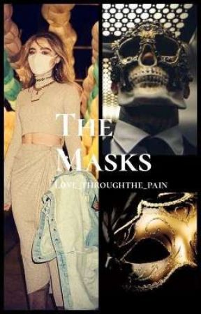 The Masks by love_throughthe_pain