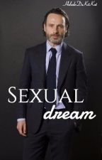 sexual dream ➳ rick grimes (twd) by HeladoDeKitKat