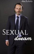 sexual dream ➳ rick grimes (twd) by HeladoDeKitKat