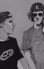 Eric Harris And Dylan Klebold Smuts  by _REB_AND_VODKA_