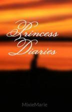 Princess Diaries by MixieMarie