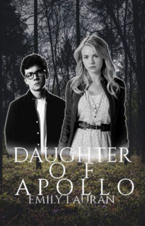 Daughter of Apollo (Percy Jackson) by caxhton