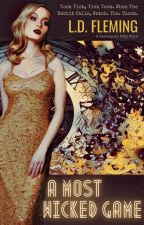 A Most Wicked Game (A Harlequin City Novella) by OnDauntlessWings