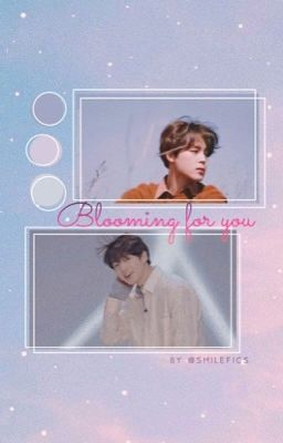 Trans   blooming for you [KOOKMIN AU]