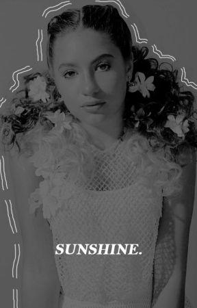 sunshine ✫彡ʳ. ᵗᵒᶻⁱᵉʳ¹ by ftriobp