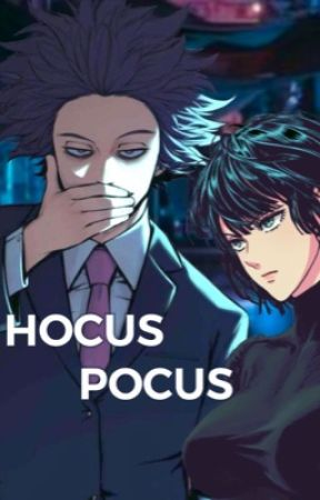 HOCUS POCUS | H. SHINSO by k-didit