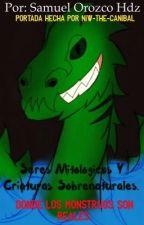 Seres mitológicos y Criaturas sobrenaturales by DoctordelaPeste