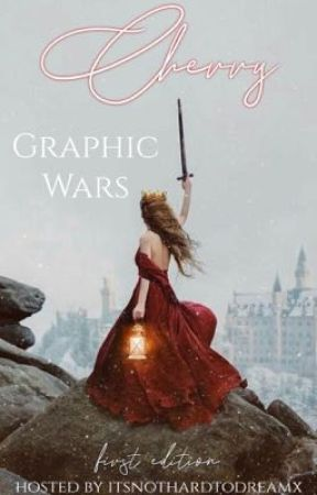 Cherry Graphic Wars by itsnothardtodreamx