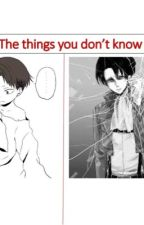 The unexpected truth about Levi  by Curt_bakugo