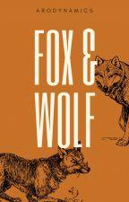 Fox & Wolf ✓ by arodynamics