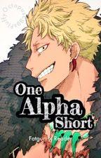 One Alpha Short (Fatgum x Reader) (Alphaverse / Omegaverse) by FluffyOctopusEggs