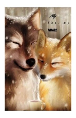 My Fox, My Wolf  by angie1006