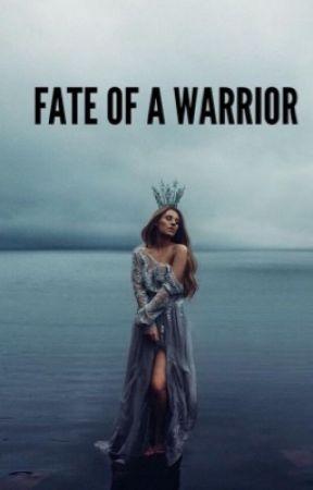 Fate of a Warrior by Spideyswebz