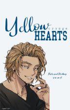 Yellow Hearts ‒ ᵏᵉᶦᵍᵒ ᵗ. by crynge