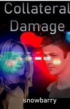 Collateral Damage (snowbarry) by Arowvere