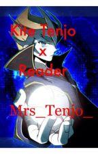 Kite Tenjo X Reader by _Cinnamon_Apple_