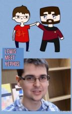 Lewis meet Xephos (yogscast fanfic) by Lionstar-Has-Moved