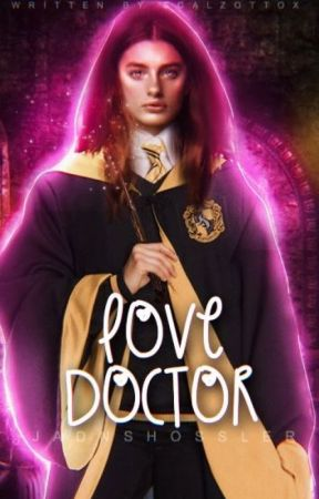 LOVE DOCTOR. ( percy weasley ) by scalzottoxo