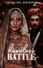 Hopeless Battle by Devilish_grinner