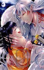 Sesshomaru x Rin High School Cover by GingerishBunny