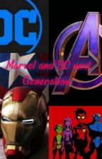 Marvel and DC Next Generation ( Group role-play) by midnight_wolf362