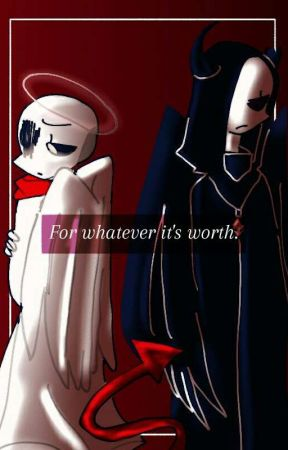 for whatever its worth || Afterdeath by Trashubun