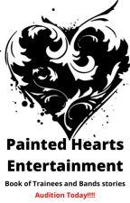 Painted Hearts Entertainment. by JtheRapper