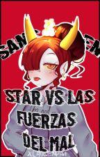 Sans en Star VS Las fuerzas del Mal (Sans X Hekapoo) by Inc0Gnito11421241