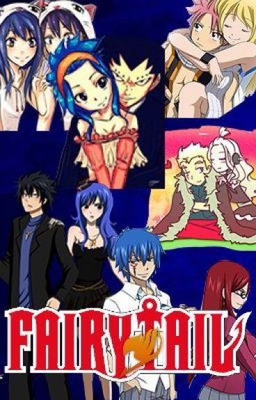 Fairy tail (lemon and a half)