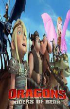 Riders Of Berk (V2) by lilrissyrose