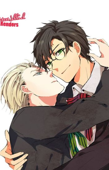 come on Eileen (drarry yaoi hard LEMMON)
