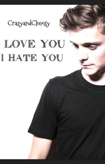 I love you/I hate you Martin Garrix y tu