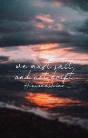 Đọc Truyện KIDLAW || Transfic || we must sail, and not drift - Truyen4U.Net