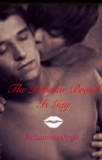 The Popular Brand is Gay (boyxboy) IM RECONTINUING THE STORY by SatanistxxAngel
