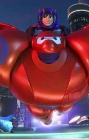 Big Hero 6 Rewritten Yokai Wattpad