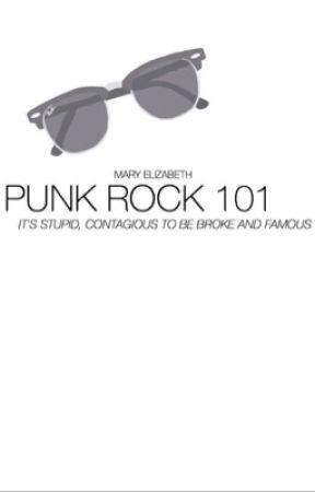 punk rock 101 ➳ a.i. au by dimple-ashton