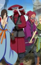 Naruto una historia diferente by facundinno