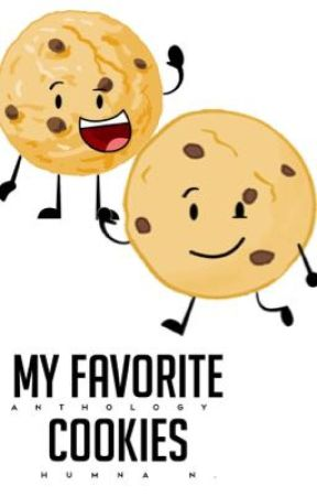 My Favorite Cookies  by Humna20