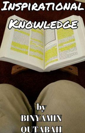 Inspirational Knowledge - BOOK 2 - Page 2 - Wattpad