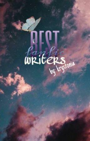 best fanfic writers by Krystonia